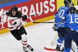 Ice hockey - after a historically weak start: Canada's win in a World Cup game
