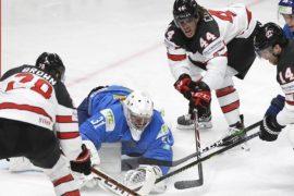 Latvia loses - Canada pressures
