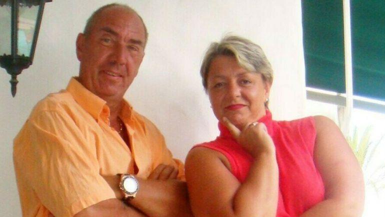 """""""Love of my life"""": TV expat Norbert Bebensi is dead"""