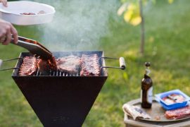 Mannheim: City imposes an immediate ban on barbecue – also on barbecue areas and fire pits