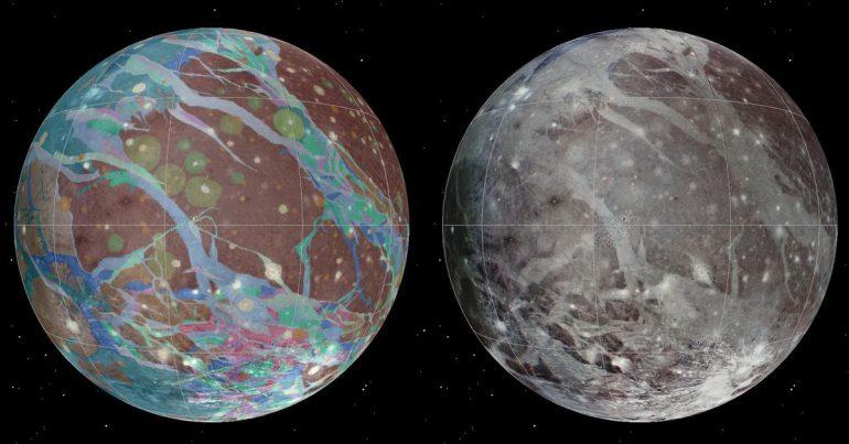 NASA's Juno Probe Will Get Closer to Jupiter's Moon Ganymede on Monday