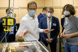 New lab aims to get Moers students excited about science