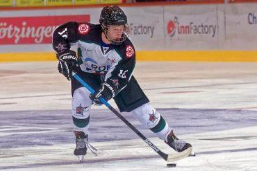 REC-Neuzugang Kilian Steinmann (19) steht bei den Piranhas vor seiner ersten Senioren-Saison.