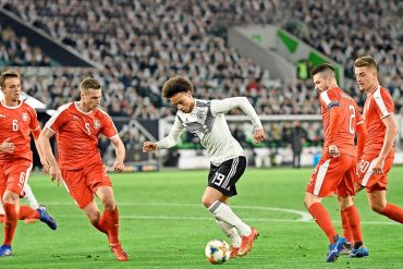 Premiere in Wolfsburg: Germany plays World Cup qualifying game at VW Arena