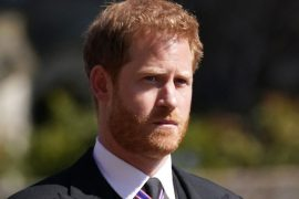 Prince Harry: Ruthlessly, he feels his status as a former royal
