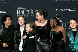Rare: Angelina Jolie talks about her children's skin colors