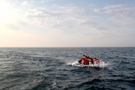 Record number of refugees cross the English Channel