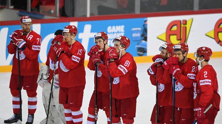 Record world champion Russia fails - Canada in semi-final against USA