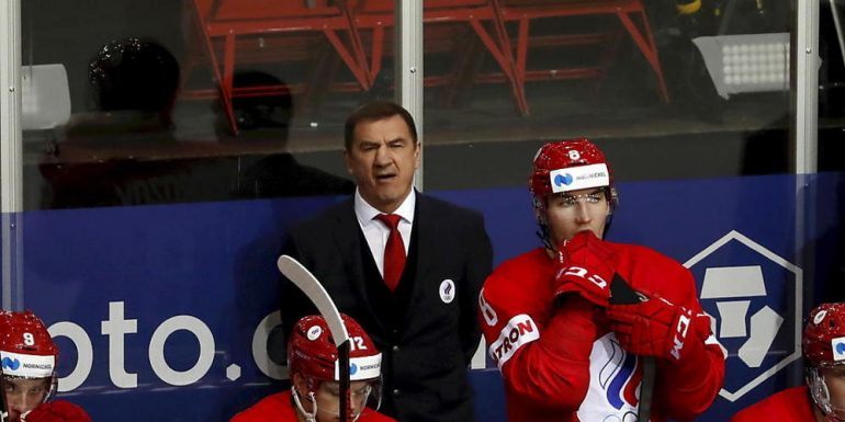 Russia failed Canada |  Sports in the country / abroad