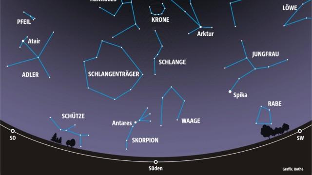 Star maps june 2021