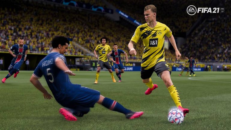 """Source code of """"FIFA 21"""" introduced on darknet"""