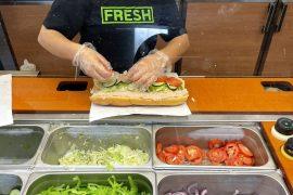 Subway scam?  No Tuna DNA in Tuna Sandwiches