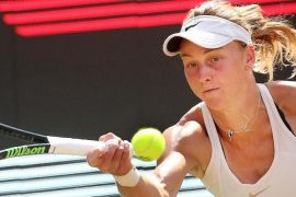 Tennis - Tennis: Qualifier Samsonova surprised at Berlin - SPORTS