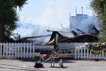 Two Catholic Churches Burned Again