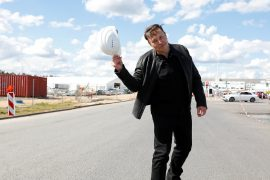 US carmaker in Brandenburg: Tesla's battery factory plans are solid