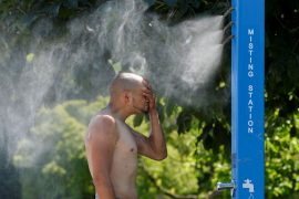 Weather: Extreme heat wave in western Canada and the United States - record temperatures