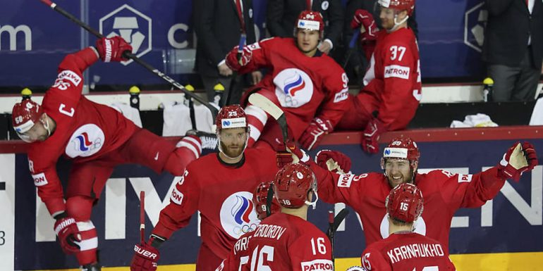 took Russia's side against Canada.  Sports Sports at home/abroad