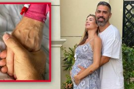 Worry for Bushido's wife: She's triple pregnant