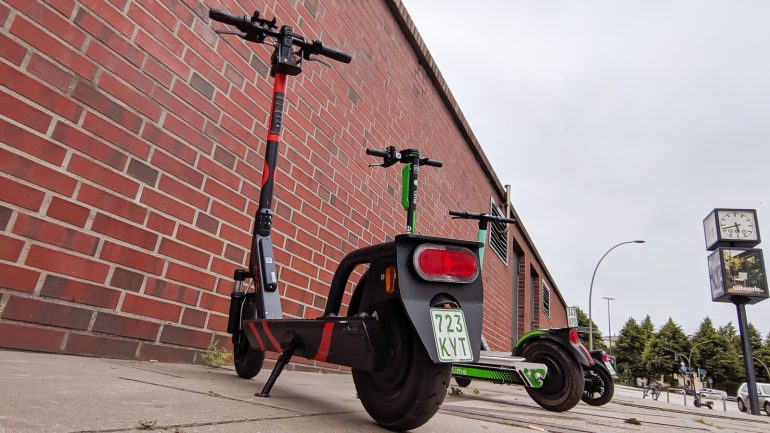 Google Maps: Navi App Expands E-scooter Range