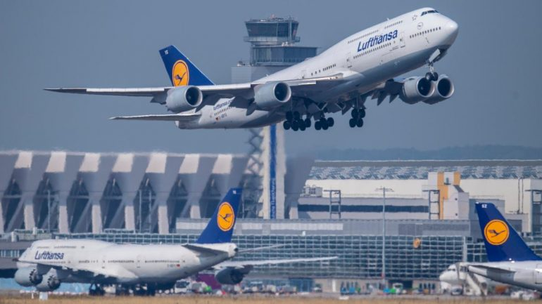 Lufthansa warns of competitive disadvantage due to EU climate laws