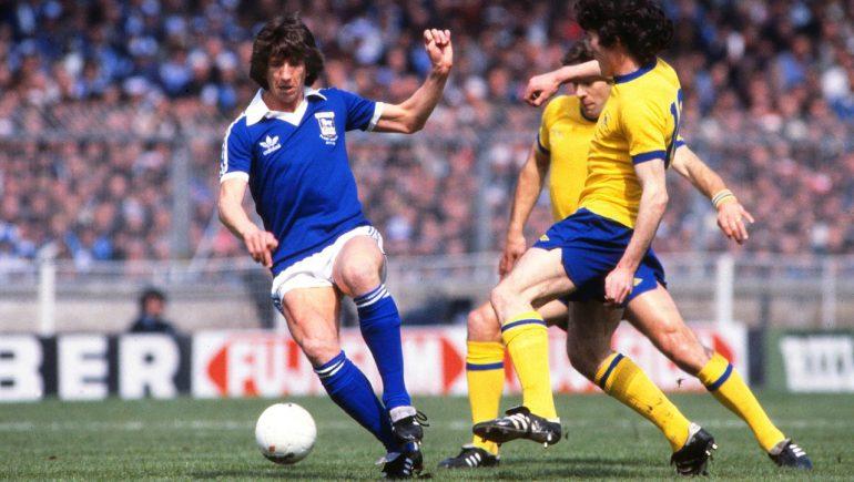 Paul Mariner: When Ipswich Was Big