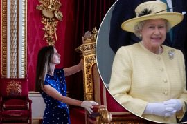 It's like this with the Queen: Housekeeping speaks volumes about work at the palace - royals