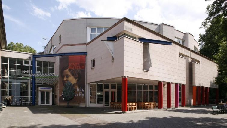 Das Stadtmuseum Düsseldorf (IMAGO / Reiner Zensen)