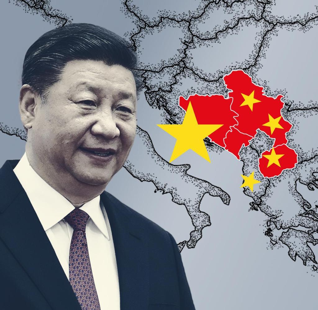 Europe in focus: Chinese President Xi Jinping