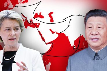 "Sluggish EU initiative: Beijing can only smile at Europe's ""anti-silk road"""