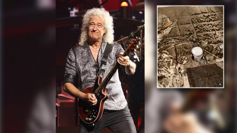 Queen guitarist in Flood Chaos: What's wrong with Brian May