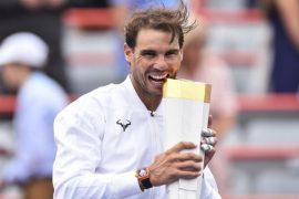 Rafael Nadal kehrt nach Toronto zurück und strebt in Kanada den 3. Titel in Folge an