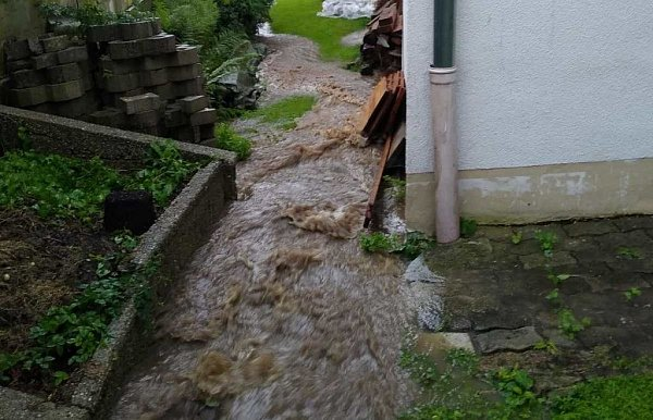 After a thunderstorm in the Deggendorf area: about 80 missions