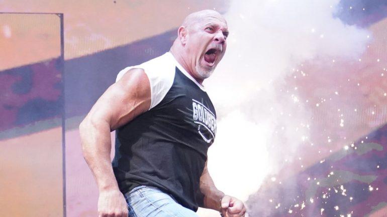 "WWE Mega-Rums With ""Raw! Goldberg Returns! New Champion - Game Mix"""