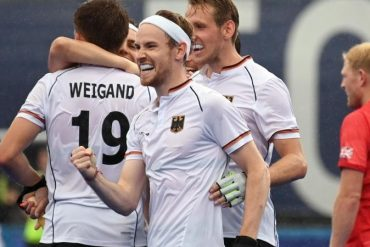 Olympia - Men's hockey after the second win on the quarter-final course - Sport