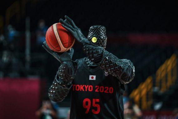 Scary Olympics: Toyota robot hits basketball with razor-sharp precision