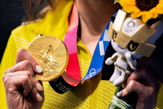 Olympia 2021: All decisions of the night at a glance - here were the medals