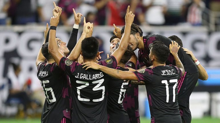 Mexico follows USA after defeating Canada in Gold Cup final