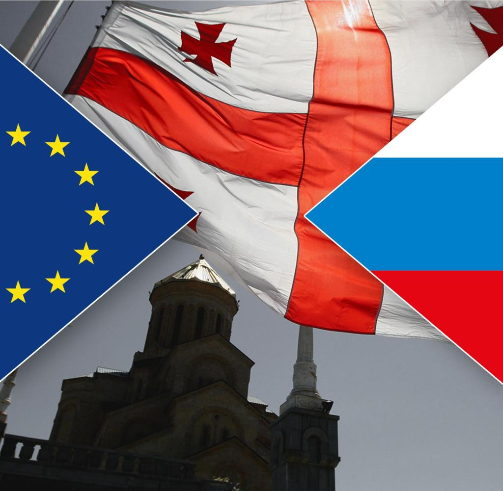 East-West competition: EU and Russia are trying to gain influence in Georgia