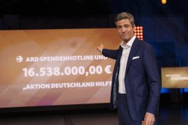 ARD heavily criticized after charity festival for flood victims - broadcaster's response
