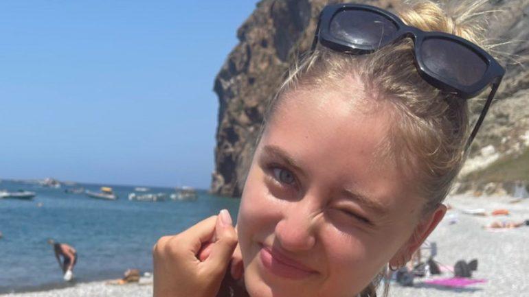 Absolutely natural: Heidi Klum's daughter Lenny shines in bikini