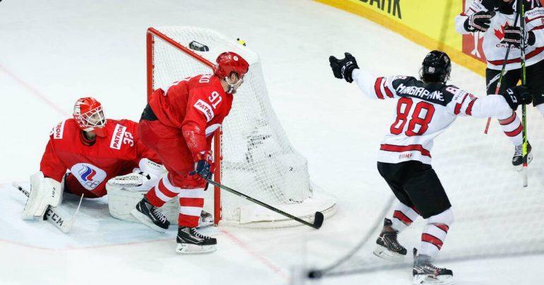 America beat Slovakia to reach semi-finals