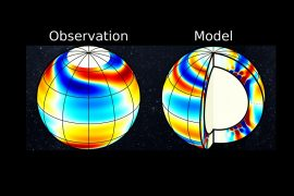 """Astronomy discovers """"deep"""" vibrations of the Sun"""