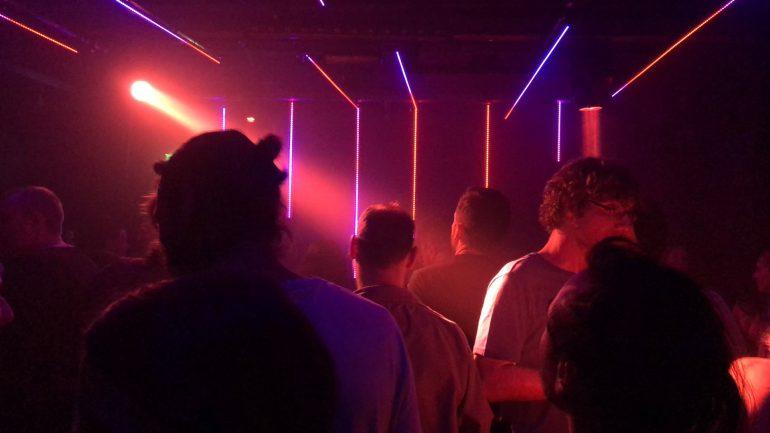 "Austria Nightclub Opens: ""On Very Thin Ice"""