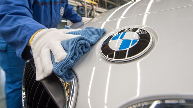 BMW stops production at another plant