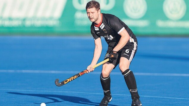 Berlin national hockey players: Olympia is the grand finale for Martin Hainer - Sport