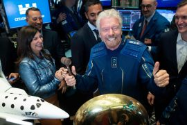 Branson wants to fly into space before Bezos: Flight starts July 11