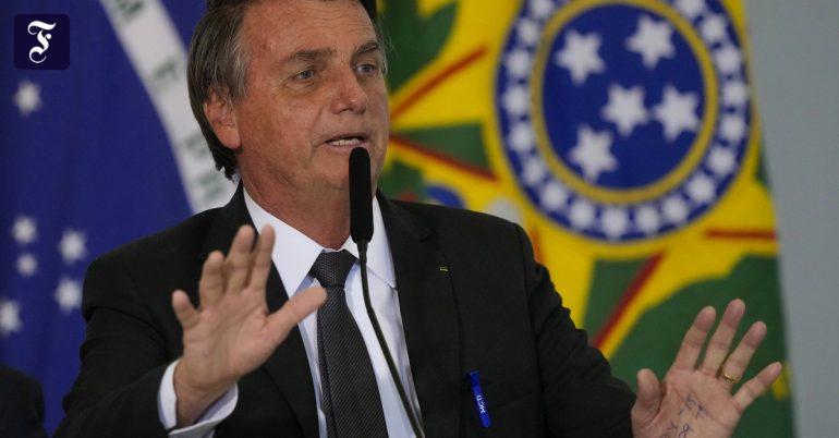Brazilian President Bolsonaro in hospital