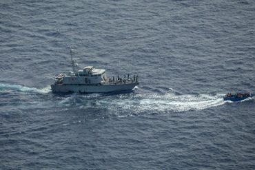 """Brutal attack"": refugee boat shot down in the Mediterranean"