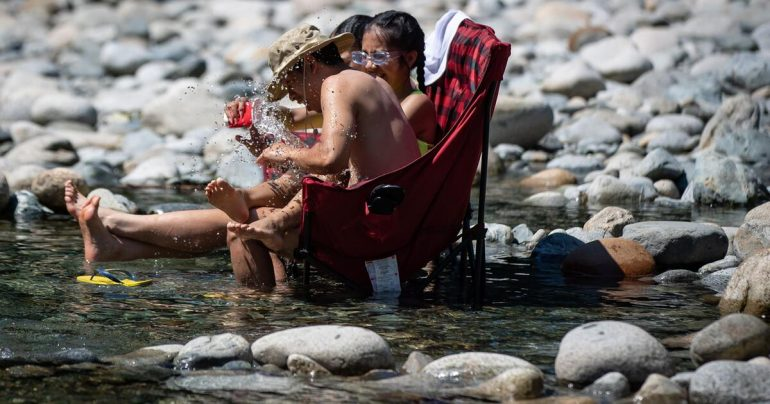 Canada heats record: Country experiences highest temperature in its history