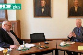 Canadian Ambassador Stephen Dion visits Israel